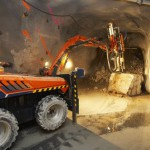 Rio bosses tour Northparkes mine