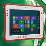 "Backplane Systems Technology Releases RuggON's PM-521 10.1"" Rugged Slim Tablet PC with Intel® Atom Bay Trail Processor for Field Applications"