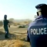 South African police shoot and kill protesting miners [video]