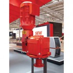 SEW-EURODRIVE to launch X Series Agitator range at AIMEX