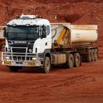 AIMEX Preview – Scania pulls its weight in mining operations