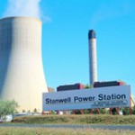Self-combusting fire at Stanwell Power Station contained