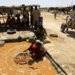 Gold mine collapse kills 60 in Darfur