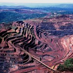 Iron ore on way to $US100/tonne as Vale clampdown continues