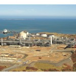 Woodside halts production at Pluto LNG