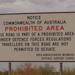 Government addresses competing interests at Woomera