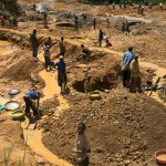 African mine workers demand 50% pay increase