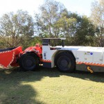 Tier 3 compliant coal loaders