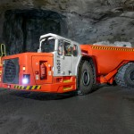 Sandvik launches new underground trucks