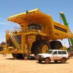 Hire vehicle shortage hits mines
