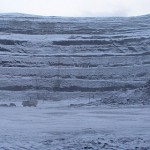 Mining in the Arctic:On thin ice