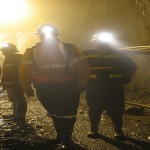 Miner injured in underground accident