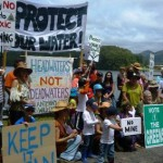 QLD gov may reinstitute mining protest ban