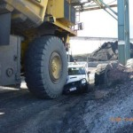 Haul truck incident shows importance of inspection procedure