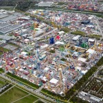 Record numbers attend Bauma 2016
