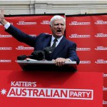 Katter fights CSG laws he introduced