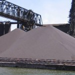 Iron ore price breaks through $US80 mark