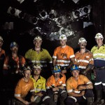 Anglo American celebrates tunnel boring success at Grosvenor mine