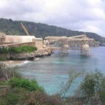 Christmas Island strikes may run until Christmas, miner locks out workers