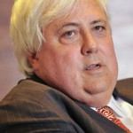 Palmer to sue CITIC for $10 billion
