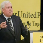 Clive Palmer voted national treasure