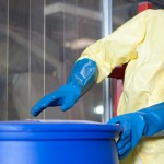 Handling chemicals safely