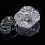 How much is the 1111 carat diamond worth?