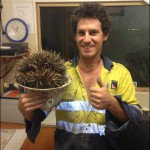 Miner runs into spiky customer onsite