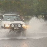 Miner rescued from QLD floods