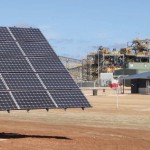 Galaxy Resources' solar powered lithium mine