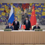 China and Russia ink $430bn gas deal