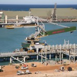 New iron ore port opens in Geraldton