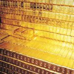 Gold price rises