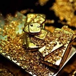 Old-time gold discovery in modern era