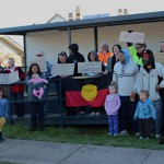 "Traditional Owners protest against Whitehaven Coal's ""desecration"" of sacred sites"