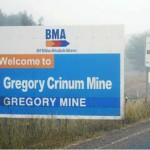 BMA to close Gregory mine