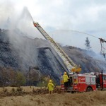 Worksafe lays charges over Hazelwood coal mine fire