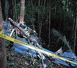 Indonesian crash blamed on weather