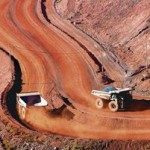 Iron ore price continues to fall