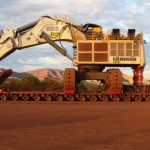 Moving the largest load in West Australian mining history [images]