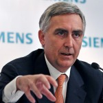 Siemens CEO  forced out