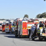 WA mining lab fire, workers evacuated