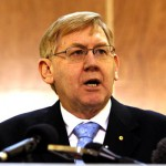 Ferguson backtracks over 'mining boom is dead' comment