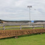 Community protests Mudgee mining camp