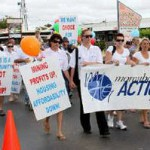 QLD communities rally against FIFO