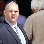 Nathan Tinkler arrives at the ICAC