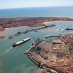 FMG breaks iron ore shipment record