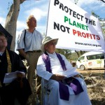 Religious leaders join Maules Creek mine protesters