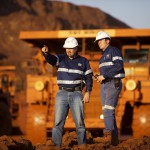 Permanent mining employment makes a comeback