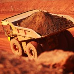 Iron ore falls after steady price